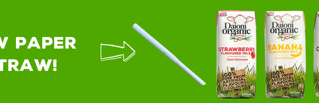 Introducing Paper Straws
